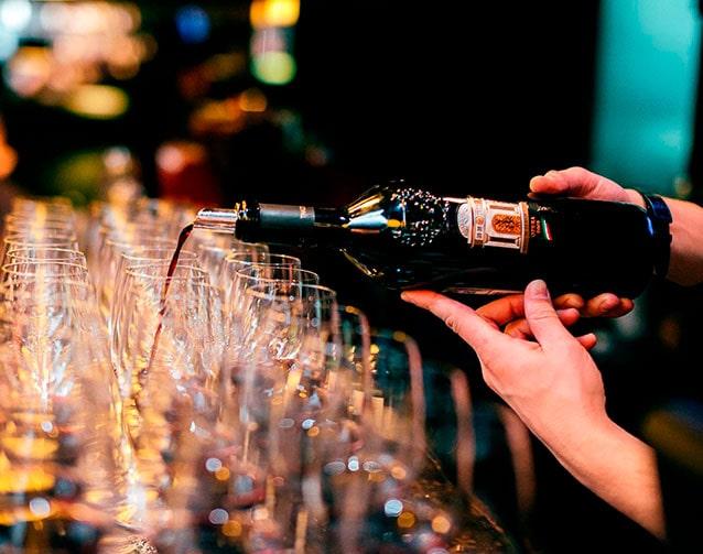 Дегустация алкоголя в Москве