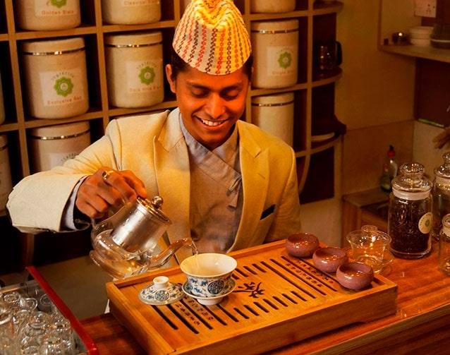 Дегустация чая в Москве