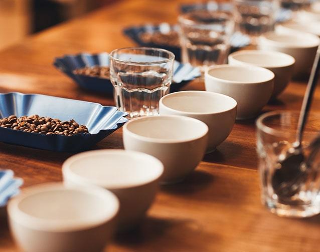 Дегустация кофе в Москве