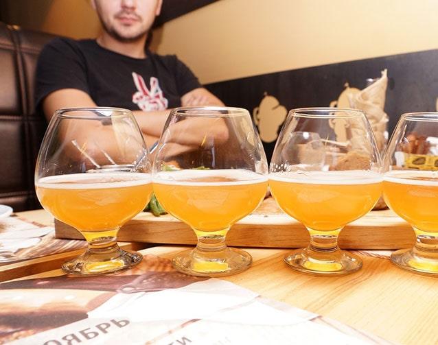 Дегустации пива в Москве