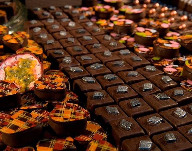 Дегустация шоколада в Москве