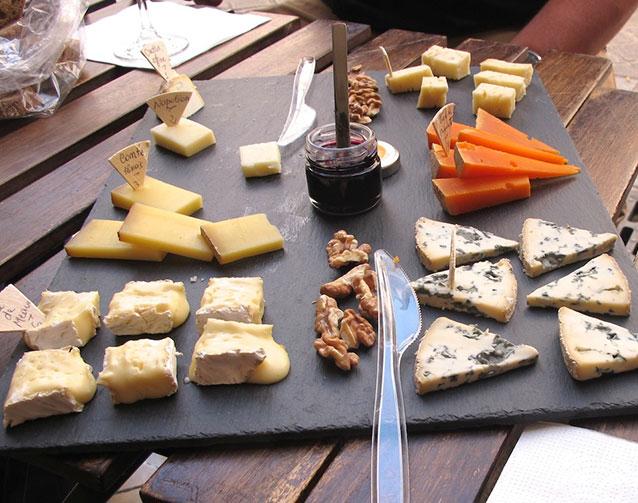 Дегустация сыра в Москве