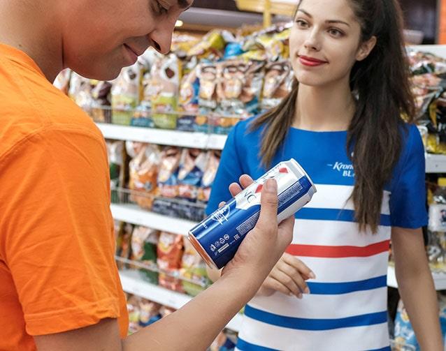 Сэмплинг продукции заказать в Москве